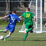 Petone FC v Victoria University 9