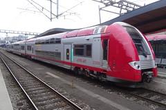 CFL Trainset N 2209. (Franky De Witte - Ferroequinologist) Tags: de eisenbahn railway estrada chemin fer spoorwegen ferrocarril ferro ferrovia