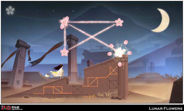 [App] Lunar Flowers