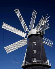 8 Sail (Big_John_41) Tags: windmill lincolnshire polarizer sleaford heckington