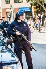 Oakland 2010 (Thomas Hawk) Tags: california usa oakland riot cops unitedstates unitedstatesofamerica protest police cop eastbay riots oaklandpd oaklandpolicedepartment anthonytedesco oscargrant oaklandriots johannesmersehle oaklandca070810 oaklandriots2010