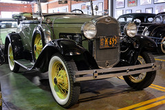 1931 Ford Model A Roadster, 40 HP (Pat Durkin OC) Tags: modela topless topdown roadster 1931ford
