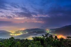 (Jinlongshan)Yuchi Township, Nantou County, Taiwan (k11wolfman) Tags: landscape scenery exposure taiwan       nantou                   monbydick