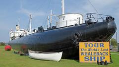 Meteor Whaleback Ship (Mark...L) Tags: greatlakes whaleback superiorwisconsin ssmeteor