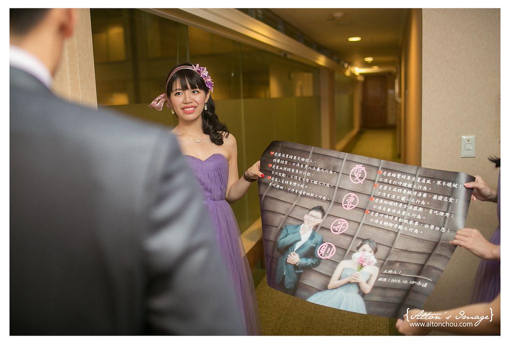 [婚攝] 嘉駿 & 宥岑 婚禮側拍 // 高雄君鴻國際酒店