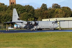 C130  130613 (TF102A) Tags: aircraft aviation hercules c130 prestwick canadianairforce