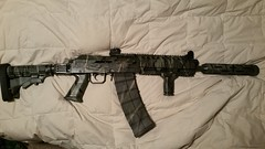 20150922_215007 (cahill541) Tags: woodland camouflage 12 shotgun saiga