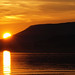autumn sunset balaton