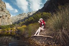 Sa Calobra - Anni 1 (Tom Brckner) Tags: ca red model redhead bikini sa mode mallorca calobra sacalobra