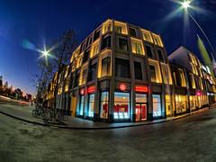 NeuerMarkt - new shopping center (Neumarkt, Bavaria, Germany) - click to enlarge (Only Snatches) Tags: hdr longshot neuermarkt neumarkt langzeitaufnahme maxbgl bgl samyang75mmfisheye