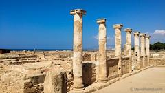 Paphos archeological park (travelmemo.com) Tags: cyprus cy archeologicalpark paphos houseofdionysos httptravelmemocomp10325