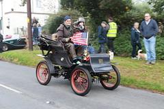 Bonhams 2015 London to Brighton Veteran Car Run (davidseall) Tags: bonhams 2015 london brighton veteran vintage car run rally staplefield west sussex uk 103 pierce bs8333 bs 8333 1902