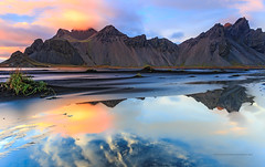 """Stokksnes""  Iceland (Pepelahuerta) Tags: paisajes iceland playas reflejos montañas canon6d stokknes singhrayfilters ultraangulares pepelahuerta"