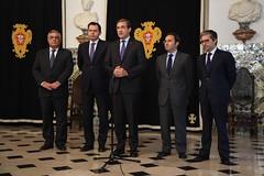 PSD em Audiência com Presidente da República