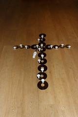 cross (pamelaadam) Tags: summer june digital work scotland aberdeenshire faith fotolog spirituality youthwork 2015 ellon churchofscotland thebiggestgroup ellonparishchurch