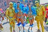 DSC_3299 (sulaiman.ellison) Tags: nyc carnival red portrait west color art beautiful brooklyn nikon day indian group sigma d800 24mmf14