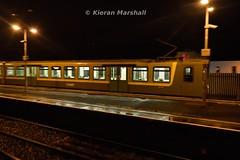 8130 at Bray, 12/12/15 (hurricanemk1c) Tags: irish train siemens rail railway trains railways dart bray irishrail lhb 2015 iarnród 8130 éireann iarnródéireann class8100