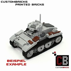 Lego Custom Panzer Tank PzKpfw 1 CB01-E (LA-Design2012) Tags: door tile pattern tank lego wwii luke fliese bunker round ww2 hatch custom mbt printed armored panzer halftrack bundeswehr reinforced 2x2 klappe sdkfz einstieg 4150 custombricks beruckte 4150px18 4150pb139 4150pb119 4150px24 panzerklappe 4150px panzerluke