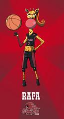 Criao de personagens. Vetor Photoshop (LivCosta) Tags: design vetor personagen