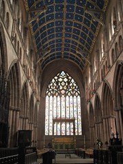 Choir, Carlisle Cathedral