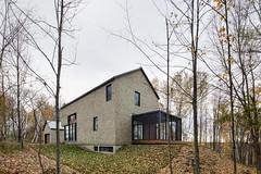 KL House в Канаде от Bourgeois и Lechasseur Architectes