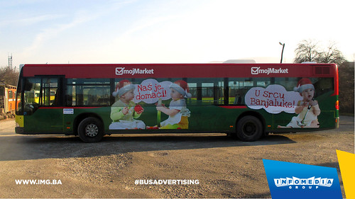 Info Media Group - Moj Market, BUS Outdoor Advertising, Banja Luka 12-2015 (1)