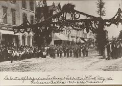 Centennial Celebration, W Cook St., 1948