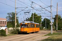 Dwag-Sechsachser 4240 auf Ausrckfahrt auf die Linie 22 an der Haltestelle '28-ti poshtenski klon' (Frederik Buchleitner) Tags: 240 4240 ausrckfahrt bulgaria bulgarien blgariya duewag dwag grosraumwagen grosraumzug linie22 sofia stolitschenelektrotransportag strasenbahn streetcar t4 tram trambahn vierachser tramvai     sofiacity ausrckfahrt blgariya dwag groraumwagen groraumzug straenbahn tramvai