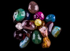 Semi precious stones. (Botond Buzas Photography) Tags: semi precious stones art background backgrounds beautiful beauty black blue brown cabochon close closeup collection colorful crystal decoration eye fashion fire gem gemstone gemstones glamour glass isolated jasper jewelry macro material mineral natural nature orange pebble red rock rose rough semiprecious set small specimen stone texture tiger transparent up white