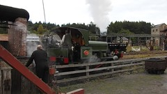 Steam Power short video (soxstripy Joe 1954) Tags: beamishmuseum steampower steamrailway sentinel