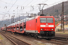 D DBC 185 157-5 Gemünden am Main 09-04-2016