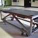 Stainless MRI Table for Horses iso