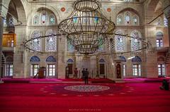 Mihrimah Sultan Mosque (mazharserdar) Tags: istanbul turkey edirnekapı mosque minaret mihrimahsultanmosque mimarsinan mihrimahsultan cami dome architecture ottomanarchitecture