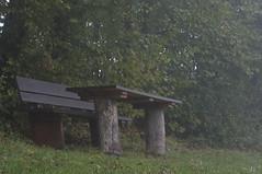 have a rest (shortscale) Tags: bank tisch wiese busch smcpentaxm11750mm