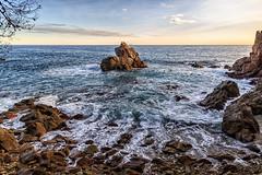 Cala dels Frares-Lloret de Mar-010 (Juan Lpez fotografa) Tags: catalunya catalua espaa gerona girona lloretdemar paisajedemar spain