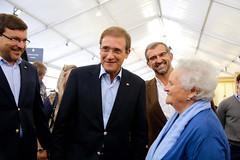 Pedro Passos Coelho em Santarém