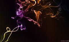 Fumo (marygeko) Tags: fumo colore surreale astratto illustrazione sfondonero schizzo