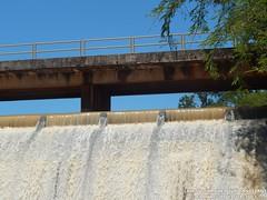 REPRESA RIO TATU  BARRAGEM DO ACUMULO DE GUA DO RIO PEDERNEIRAS (PHOTOGRAPHE PIVA CANTIZANI) Tags: represa rio tatu barragem acumulo gua pederneiras