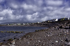 Waterville (robbar74) Tags: waterville ringofkerry charliechaplin lungomare spiaggia cielo clouds sky irland ireland nuvole