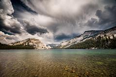 Tenaya Lake (Ettore Trevisiol) Tags: ettore trevisiol nikon d300 sigma 10 20 yosemite national park dramatic sky tenaya lake