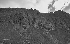 Coire an Sneachda (II) [BW] (Modesto Vega) Tags: blackwhite cairngorm cairngorms cairngormsnationalpark coireansneachda fullframe monochrome nikon nikond600 rock rockformation scotland unitedkingdom