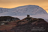 Varrich Silhouette (Shuggie!!) Tags: castles gloaming hdr highlands landscape mountains scotland snow sunset sutherland winter zenfolio karl williams karlwilliams