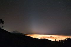 Zodiacal light in Teide National Park - Tenerife, Canary Islands, Spain (alejandro.romangonzalez) Tags: teide tenerife astro astrophotography landscape nightscape nightphotography zodiacallight stars estrellas paisaje spain nationalpark astronomy parquenacional
