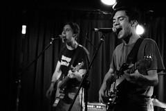 LIVE: Hunch @ Brighton Up Bar, Sydney, 12th Nov