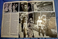 Article on Henry Winkler (The Fonz) from May, 1976 (retro_chick) Tags: 1970s 1976 happydays fonz henrywinkler peoplemagazine article photos