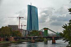 European Central Bank, Frankfurt am Main, Germany (rmk2112rmk) Tags: europeancentralbank frankfurtammain germany frankfurt rivermain