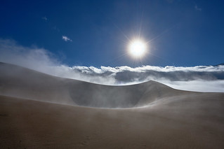Special Sunrise - Great Sand Dunes National Park