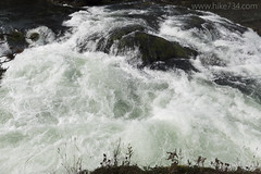 "Rapids in the Yellowstone River • <a style=""font-size:0.8em;"" href=""http://www.flickr.com/photos/63501323@N07/30820370985/"" target=""_blank"">View on Flickr</a>"
