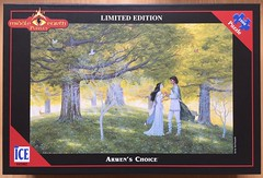 LOTR / Arwen's Choice -  ICE - 1000 Teile (.Francine) Tags: puzzle herrderringe lordoftherings tednasmith middleearthpuzzle
