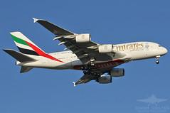 A6-EDY A388 EMIRATES (QFA744) Tags: a6edy a388 emirates